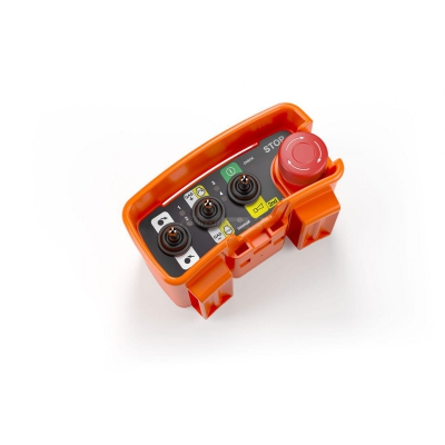 MITO PIC radio remote control for forestry winch