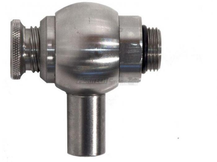 Inox Drip tap 1/2 ''