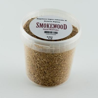 Sawdust natural Acacia Lt. 1,0