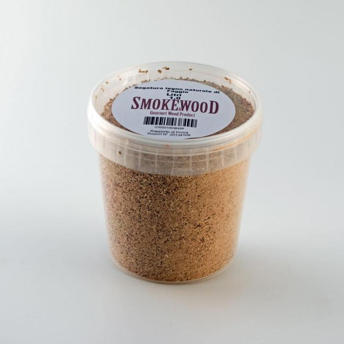 Natural Beech Sawdust Lt. 1