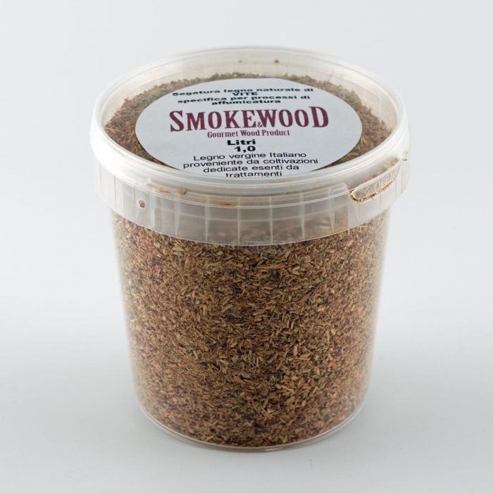 Sawdust natural Screw 1 liter