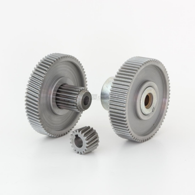 Steel Gears Series x Reber Reducer