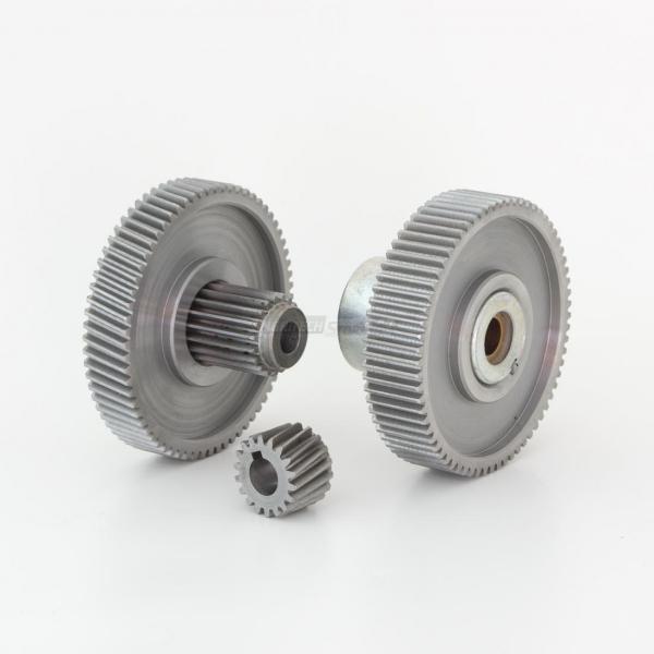 Steel Gears Series x Reber Reducer
